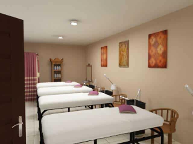 3d interior ruang facial, desain interior salon, desain interior kantor, desian interior toko