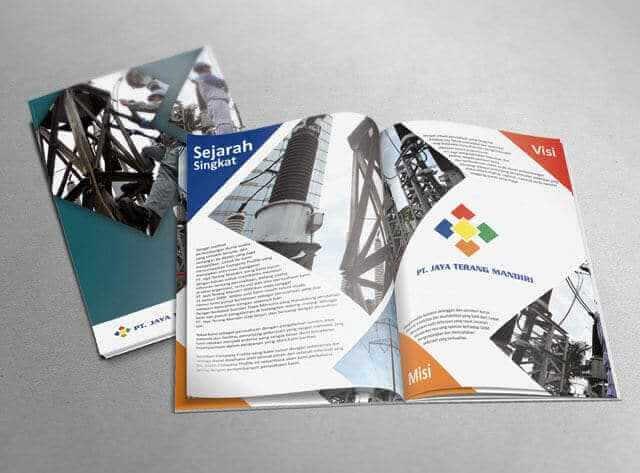 Desain Identity JTM portfolio Portfolio desain comprof jtm 1