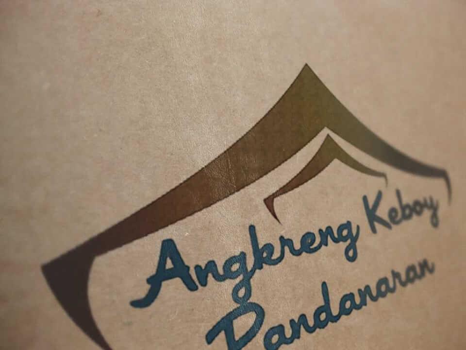 Desain Logo Angkring Keboy portfolio Portfolio desain logo angkringan