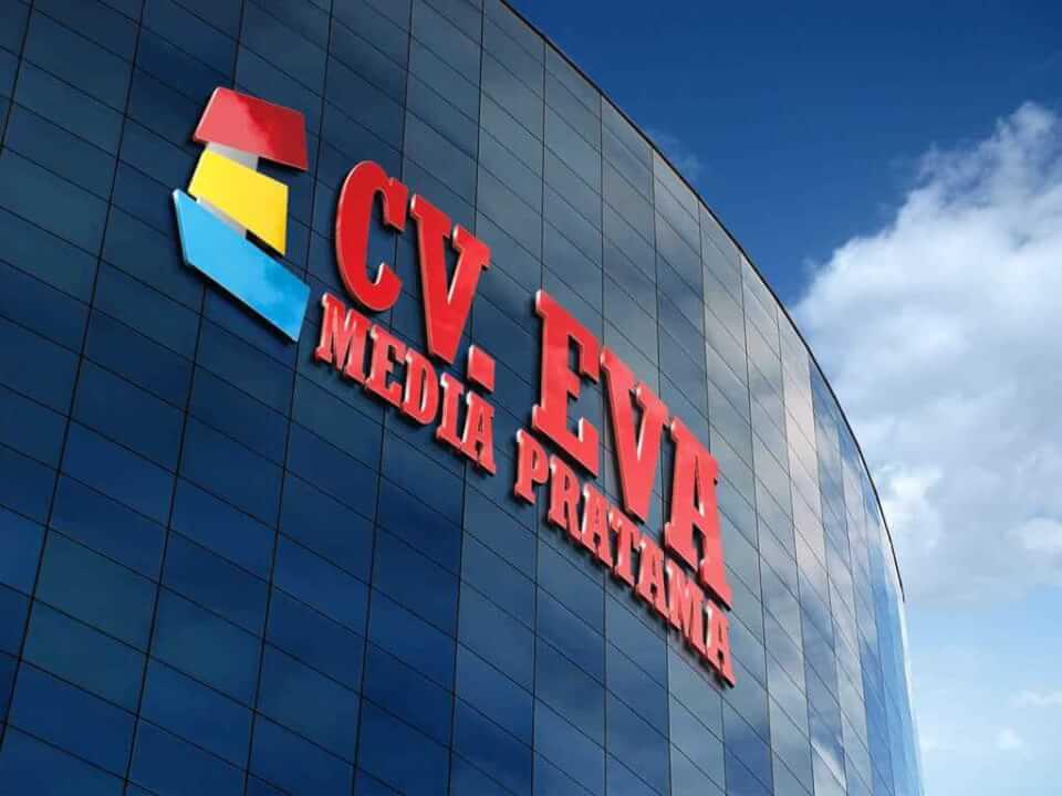 Desain Identity Identity Eva portfolio Portfolio desain logo eva media pratama interior