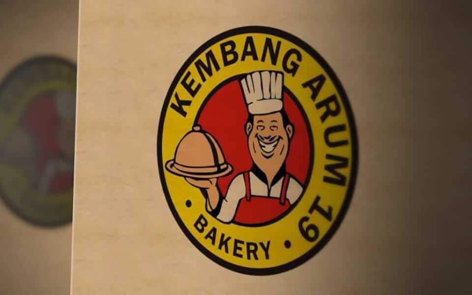 Desain Logo Kembang Arum Bakery portfolio Portfolio desain logo kembang arum bakery