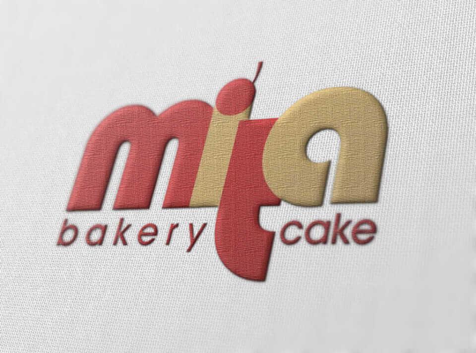 Desain Logo Mita Bakery Cake portfolio Portfolio desain logo mita bakery cake
