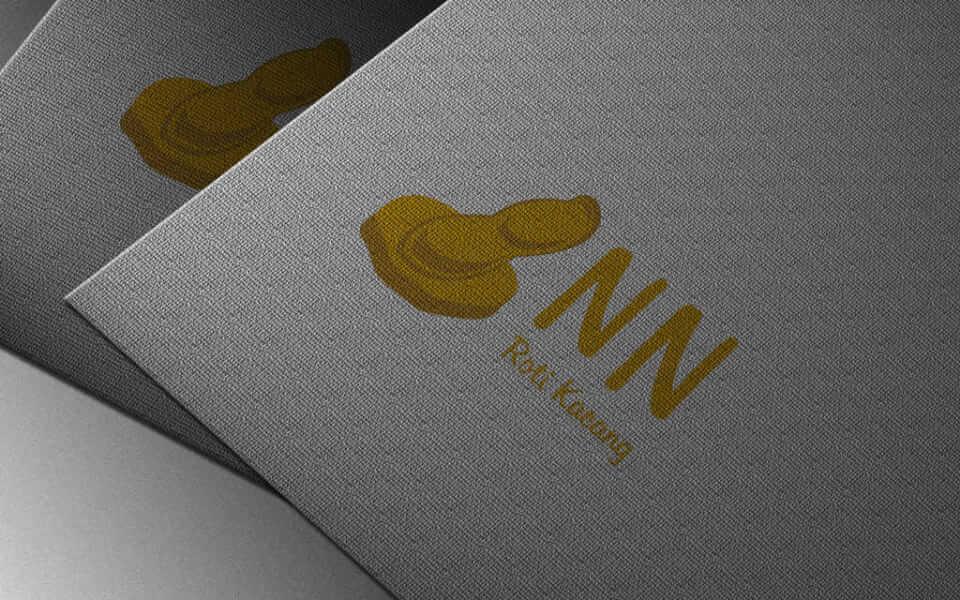 Desain Logo NN Roti Kacang portfolio Portfolio desain logo nn roti kacang