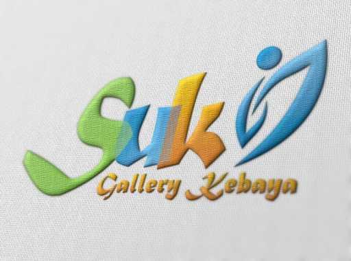 desain logo suki, desain logo suki bordir, desain logo gallery kebaya, desain logo fashion, desain logo fashion desainer, desain logo toko pakaian, desain logo bridal