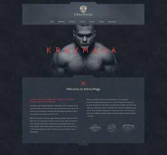 desain web binaraga, desain web bodyguard, desain web fitness