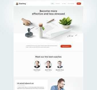 desain web coaching, desain web ceo, desain web bisnis, desain web perusahaan
