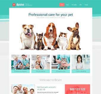 desain web toko binatang, desain web petshop, desain web toko burung, desain web dokter hewan, desain web perawatan penitipan hewan contoh web desain Contoh Web Desain desain web dokter hewan