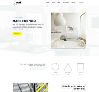 desain web property, desain web interior, desain web perumahan, desain web mebel, desain web perumahan
