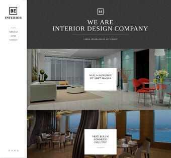 desain web perumahan, desain web perusahaan, desain web interior, desain web toko, desain web property