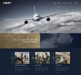 desain web perusahaan, desain web, desain web company ptofile