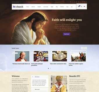 desain web agama