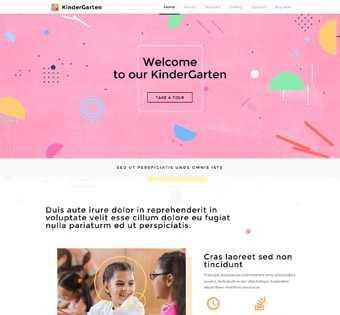desain web sekolah, desain web anak-anak, desain web palygroup, desain web kindergarten, desain web tk, desain web paud