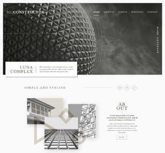 desain web kontraktor, desain web pengembang, desain web property, desain web perumahan