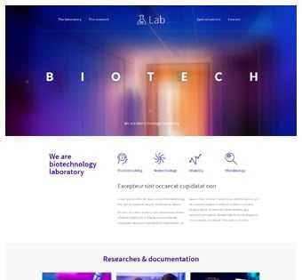 desin web lab, desain web laboratory, desain web klinik kesehatan