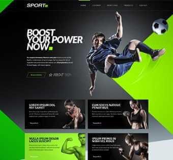 desain web olah raga, desain web team sepak bola, desain web football, desain web basket ball, desain web badminton, desain web komunitas