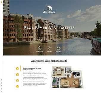 desain web pengembang, desain web kontraktor, desain web perumahan, desain web wisata