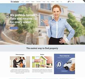 desain web perumahan, desain web apartment, desain web hotel, desain web perumahan mewah, desain web real estate