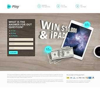desain web game, desain web permainan