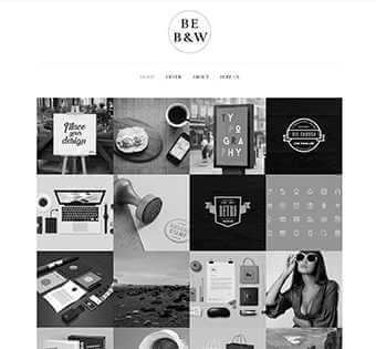 desain web desainer grafis, desain web portfolio