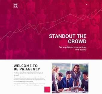desain web public relation, desain web marketing, desain web pemasaran