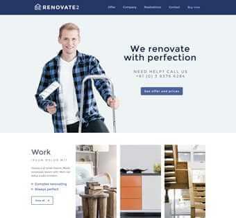 desain web perbaikan, desain web renovasi, desain web pengecatan