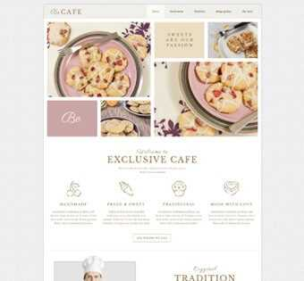 desain web resto, desain web restaurant, desain web, cafe, desain web kedai, desain web warung
