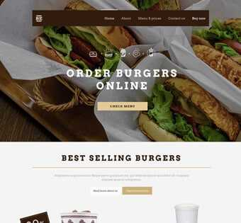 desain web burger, desain web kebab, desain web salad, desain web resto jepang, desain web coffee, desain web restaurant burger