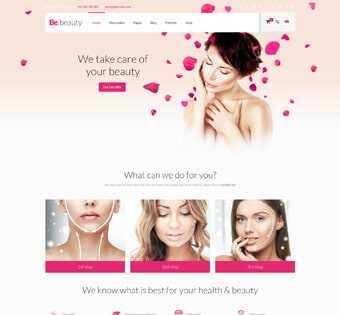 desain web skin care, desain web perawatan kulit, desain web kecantikan desain web seo web desain company profile perusahaan web design Desain Web Online Marketing Web Desain desain web salon kecantikan