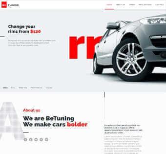 desain web service mobil, desain web salon mobil, desain web perawatan mobil jasa pembuatan website murah Jasa Pembuatan Website Murah desain web salon perawatan mobil