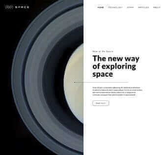 desain web space, desain web studio musik contoh web desain Contoh Web Desain desain web studio musik