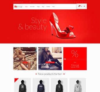 desain web toko online, desain web toko sepatu, desain web online shop, desain web toko fashion contoh web desain Contoh Web Desain desain web toko online