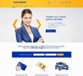 desain web transfer, desain web leasing, desain web pengiriman uang contoh web desain Contoh Web Desain desain web transfer