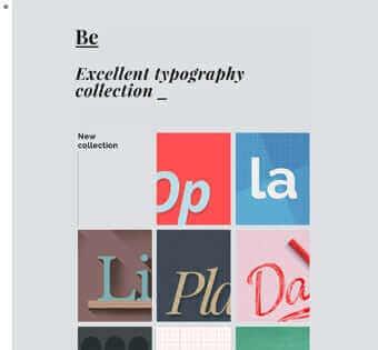 desain web typography, desain web desainer grafis contoh web desain Contoh Web Desain desain web typography