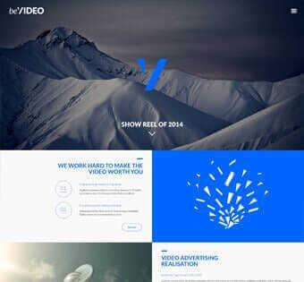 desain web video profile, desain web video, desain web video shooting, desain web video wedding contoh web desain Contoh Web Desain desain web video