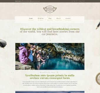 desain web touring, desain web journey, desain web wisata, desain web voyage, desain web perjalanan wisata contoh web desain Contoh Web Desain desain web voyager