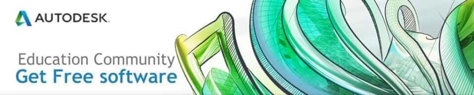 Autodesk Gratis AutoCAD 3ds MAX Maya Fusion 360 Revit dan Inventor Pro